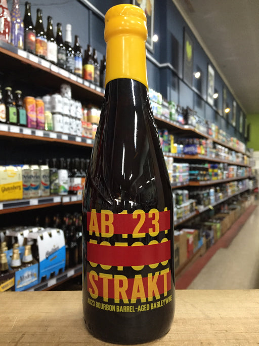 BrewDog Abstrakt 23 Bourbon Barrel-Aged Barley Wine 375ml
