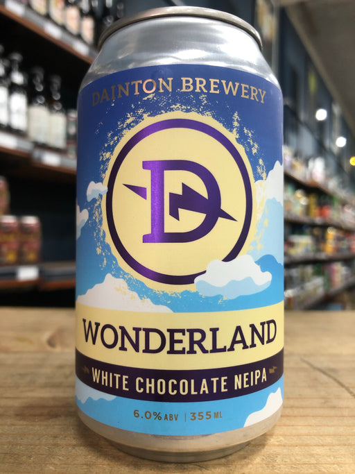 Dainton Wonderland White Chocolate NEIPA 355ml Can