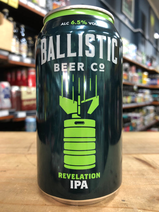Ballistic Revelation IPA 375ml Can