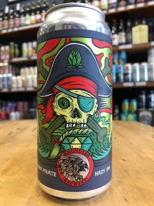 Amundsen Downtown Pirate NEIPA 440ml Can