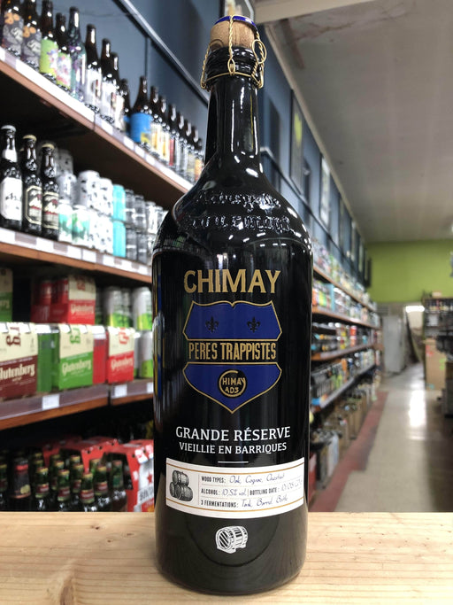 Chimay Grand Reserve Barrique Cognac 2016 750ml - Purvis Beer