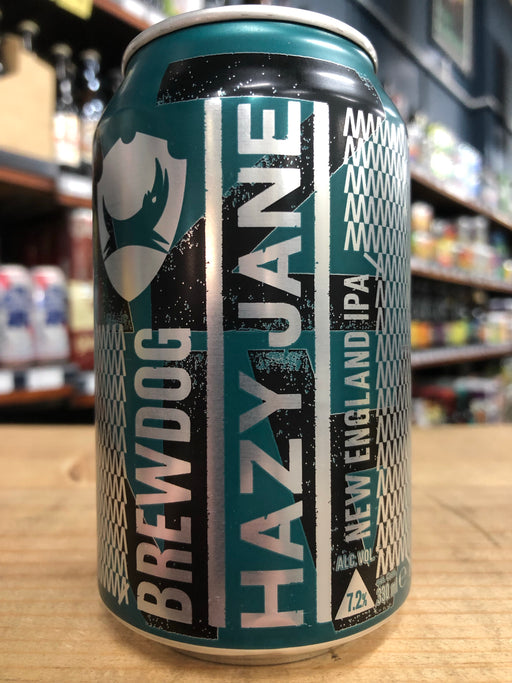 BrewDog Hazy Jane IPA 330ml Can