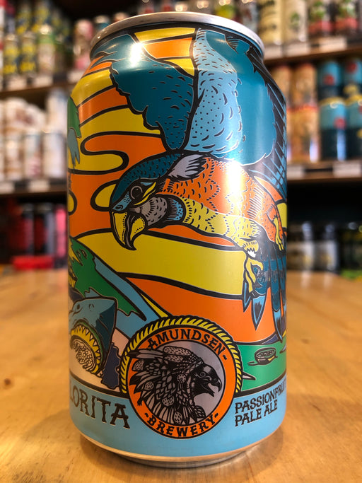 Amundsen Lorita Passionfruit Pale Ale 330ml Can
