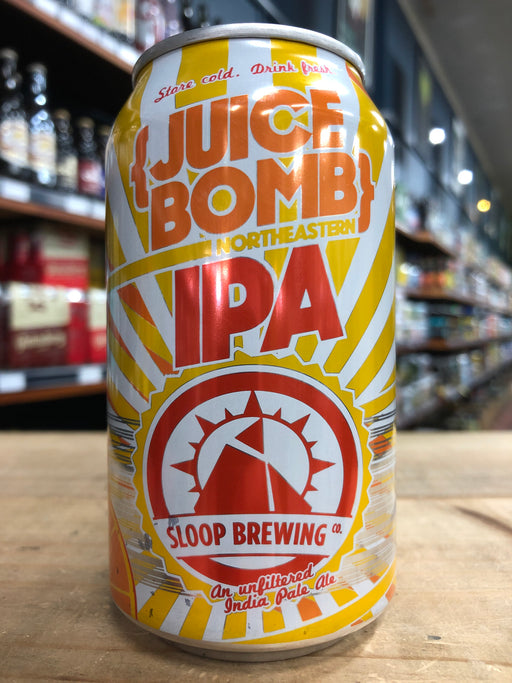 Sloop Juice Bomb IPA 355ml Can