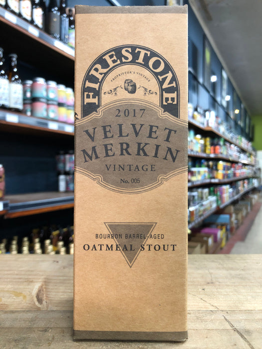Firestone Walker Velvet Merkin 2017 375ml