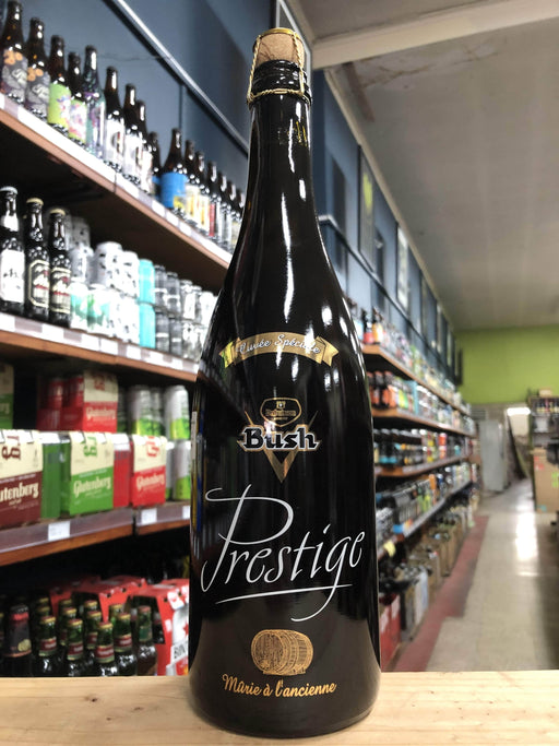 Bush Prestige Barrel-Aged Strong Ale 750ml - Purvis Beer