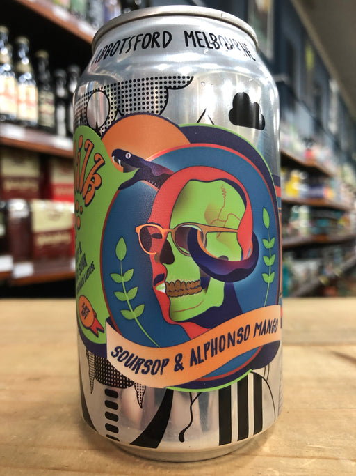 Bodriggy Spacemilk Vol. 3 - Soursop, Alphonso Mango & Cashmere Hop Lactose Sour 375ml Can