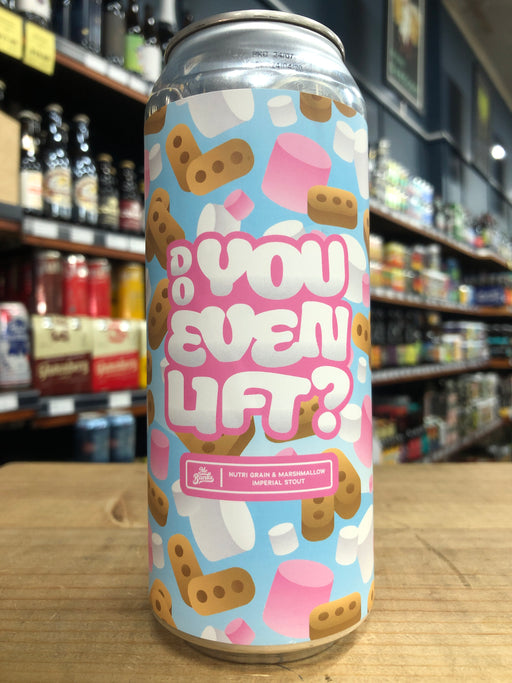 Mr Banks 'Do You Even Lift?' 500ml Can  - [2 Can Limit]