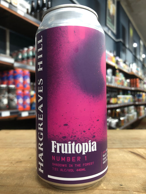 Hargreaves Hill Fruitopia Number 1 – Shadows in the Forest 440ml Can