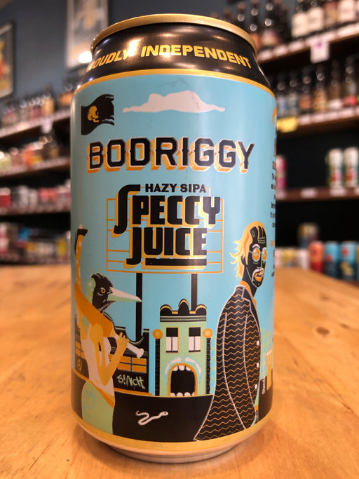 Bodriggy Speccy Juice Session IPA 355ml Can