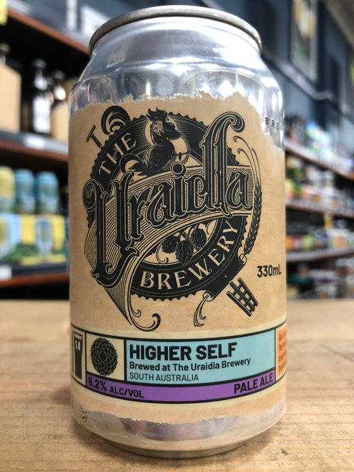 Uraidla Higher Self Pale Ale 330ml Can