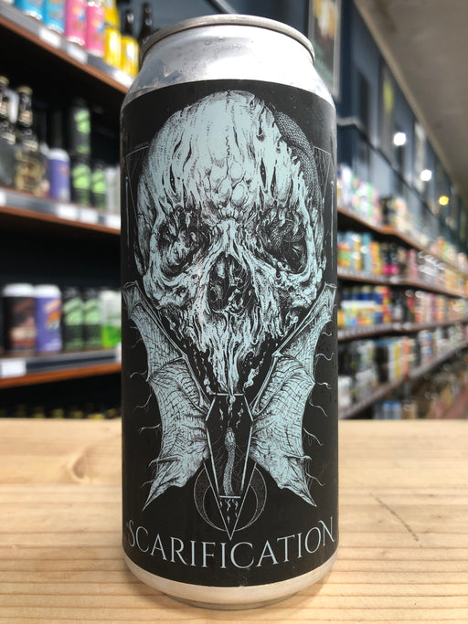 Adroit Theory Scarification NEIPA 473ml Can