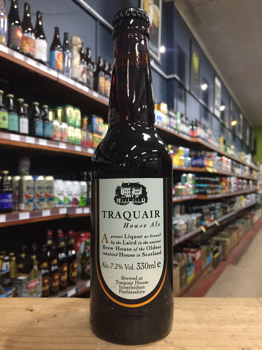 Traquair House Ale 330ml
