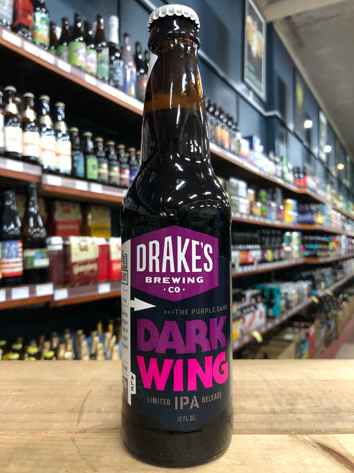 Drake's Dark Wing Black IPA 355ml