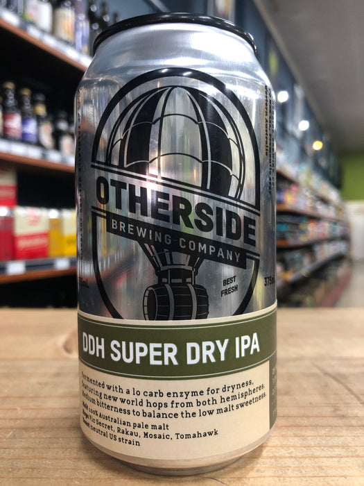 Otherside DDH Super Dry IPA 375ml Can