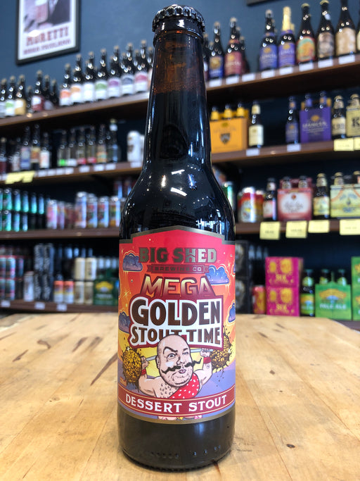 Big Shed Mega Golden Stout Time 330ml
