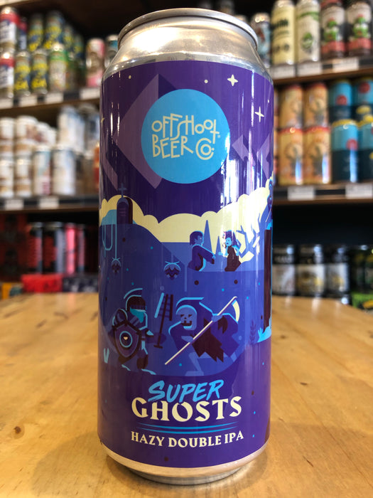 Offshoot Super Ghosts 473ml Can