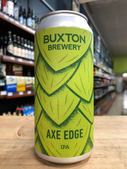 Buxton Axe Edge IPA 440ml Can