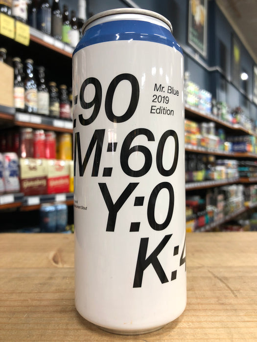To Øl Mr Blue 2019 Edition 500ml Can