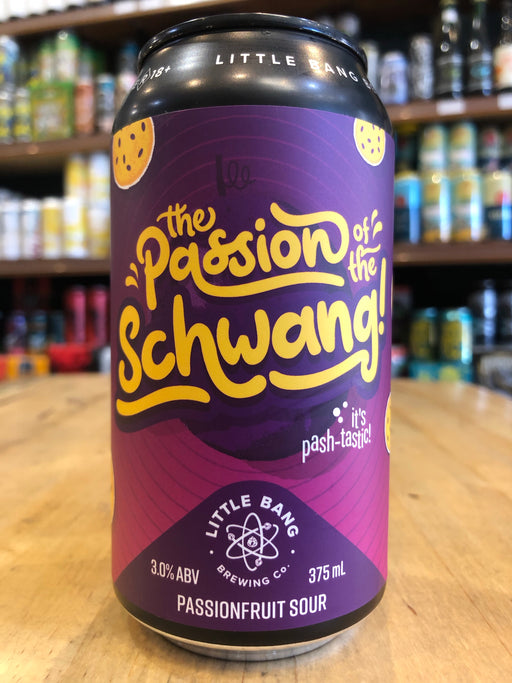 Little Bang The Passion of the Schwang! 375ml Can