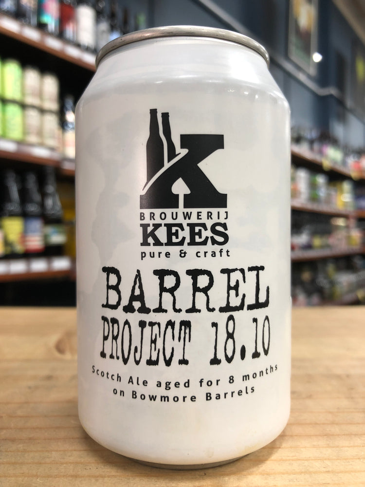 Kees Barrel Project 18.10 330ml Can