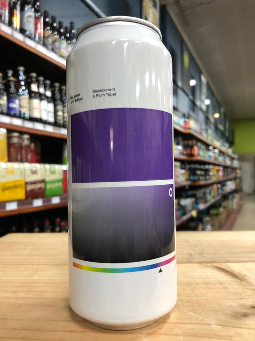 To Øl Ms Violet Blackcurrant & Plum Tripel 2018 Edition 500ml Can