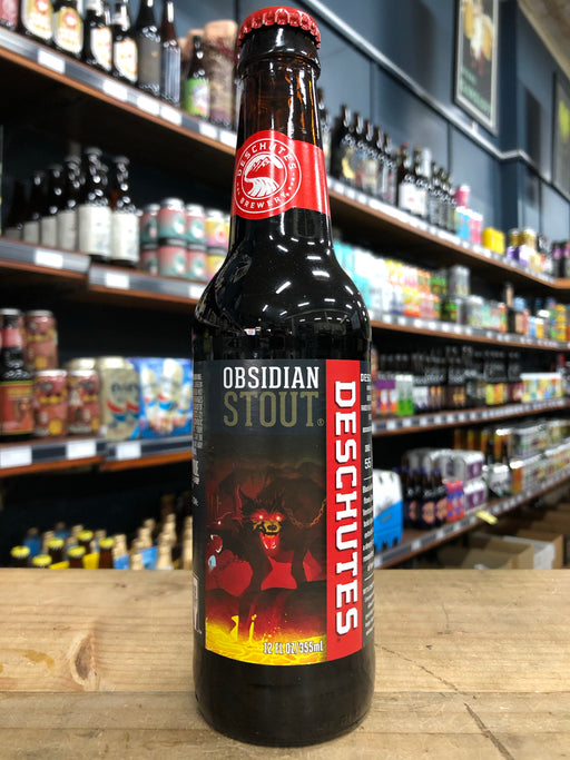 Deschutes Obsidian Stout 355ml