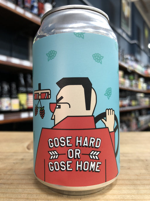 CoConspirators The Wheelman Raspberry Gose 355ml Can