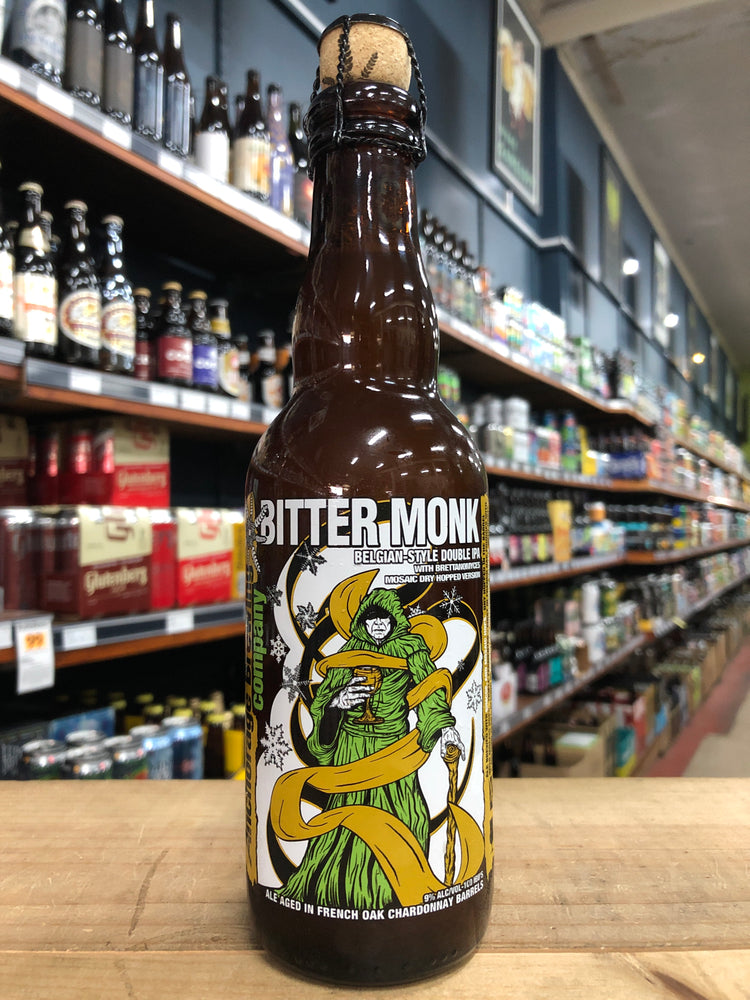 Anchorage Bitter Monk (Mosaic Dry Hopped) 375ml
