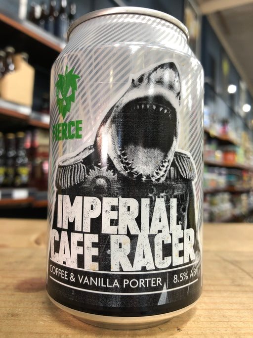 Fierce Imperial Café Racer 330ml Can