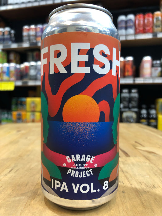 Garage Project Fresh IPA Vol 8 440ml Can