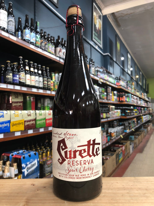 Crooked Stave Surette Reserva Sour Cherry 750ml