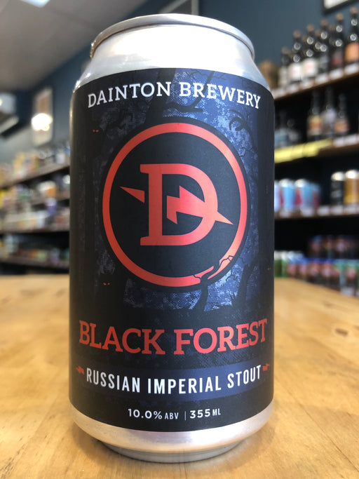 Dainton Black Forest Russian Imperial Stout 355ml Can