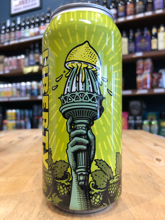 Liberty C!tra Double IPA 440ml Can