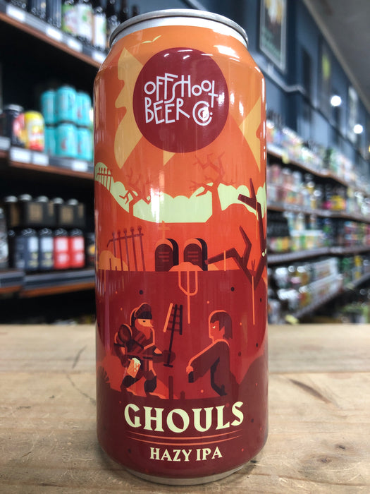 Offshoot Ghouls Hazy IPA 473ml Can