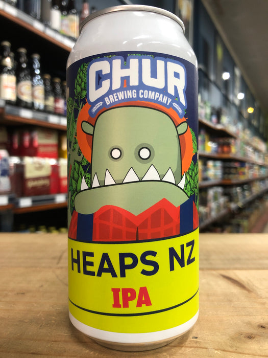 Chur Heaps NZ IPA 440ml Can