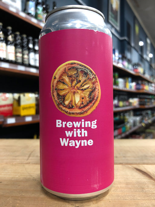 Yeastie Boys / Cigar City Brewing With Wayne 440ml Can