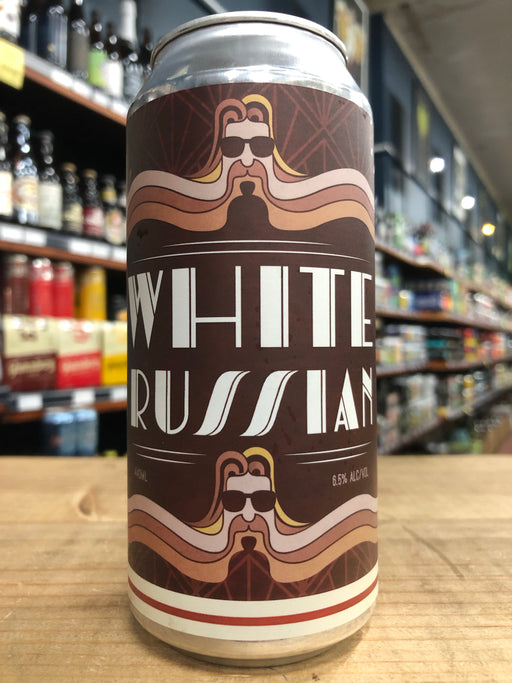 Hargreaves Hill White Russian 440ml Can