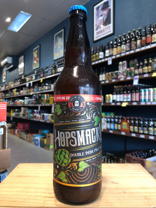 Toppling Goliath Hopsmack! 650ml