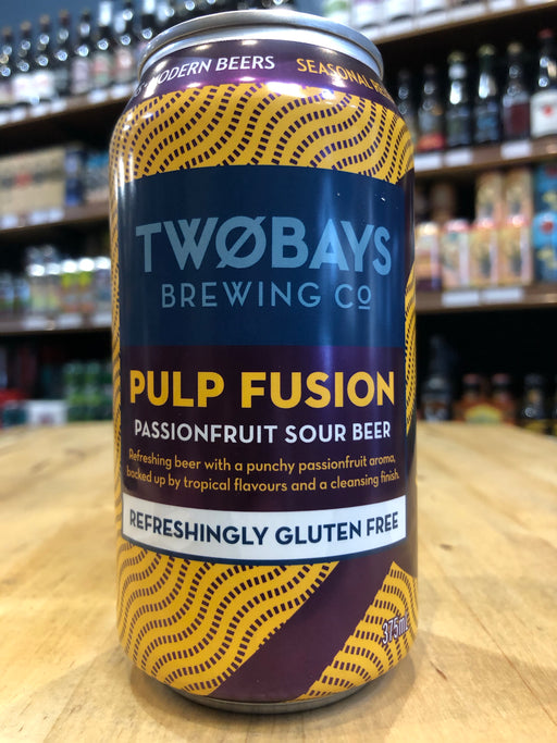Two Bays Pulp Fusion Sour 375ml Can