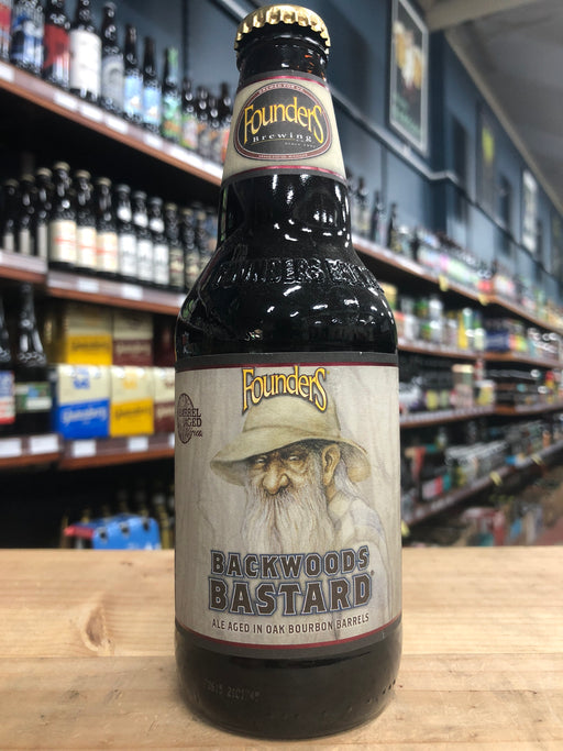 Founders Backwoods Bastard 355ml