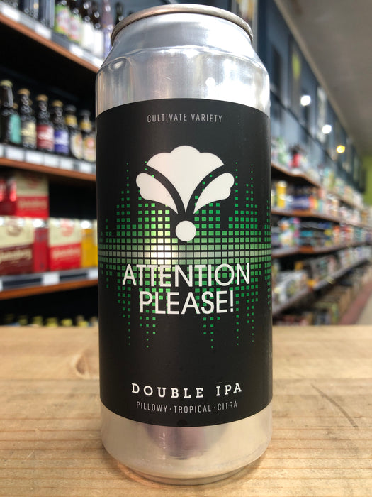 Bearded Iris Attention Please! 473ml Can