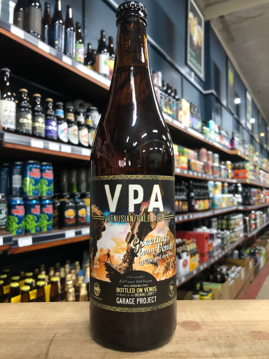 Garage Project Venusian Pale Ale 650ml