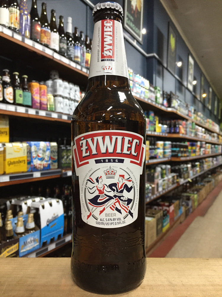 Zywiec Polish Lager 500ml