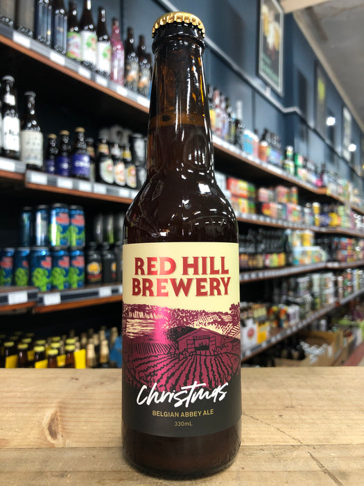 Red Hill Christmas Ale 330ml