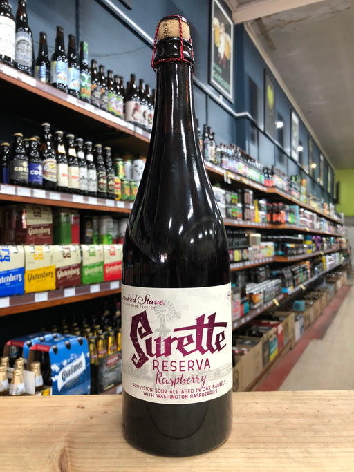 Crooked Stave Surette Reserva Raspberry 750ml
