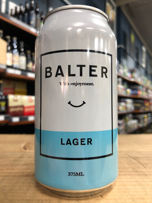 Balter Lager 375ml Can
