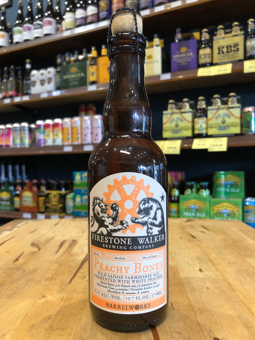 Firestone Walker Peachy Bones 375ml