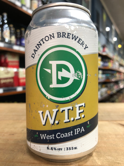 Dainton WTF West Coast IPA 355ml Can