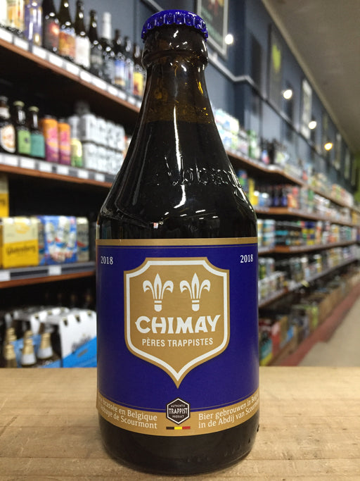 Chimay Blue Melbourne | Purvis Beer
